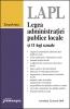 Legea administraţiei publice locale şi 11 legi uzuale - actualizată 22 martie 2010