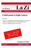 Codul penal si legile conexe (actualizat la 5.11.2010)