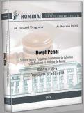 Drept Penal (Sinteze Admitere Barou), editia 2011
