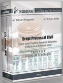 Drept Procesual Civil. Sinteze pentru pregatirea examenelor de admitere si definitivare in profesia de AVOCAT (Autori: Eduard Dragomir, Roxana Palita)