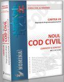 Pachet PROMO: NCC. Comentariu pe articole (F. Baias) + NCC COMENTAT SI ADNOTAT: Cartea VII - Drept International Privat