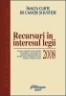 Recursuri în interesul legii 2008