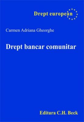 Drept bancar comunitar