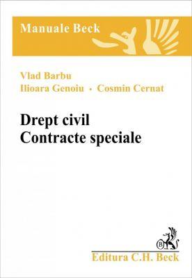 Drept civil. Contracte speciale