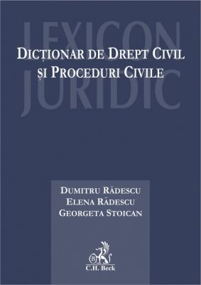 Dictionar de drept civil si proceduri civile