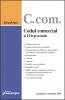 Codul comercial şi 10 legi uzuale