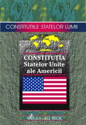 Constitutia Statelor Unite ale Americii