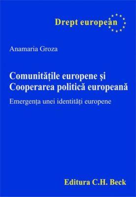 Comunitatile europene si cooperarea politica europeana. Emergenta unei identitati europene