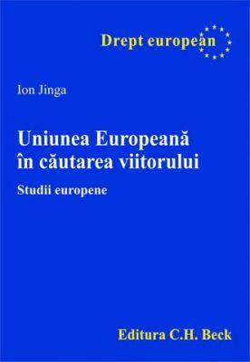 Uniunea Europeana in cautarea viitorului. Studii europene