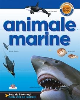Animale marine - Prima mea enciclopedie