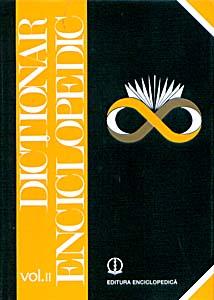 Dictionar Enciclopedic (D-G) vol II