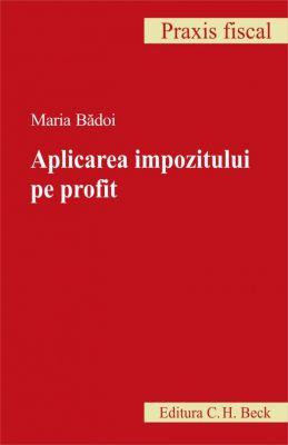 Aplicarea impozitului pe profit