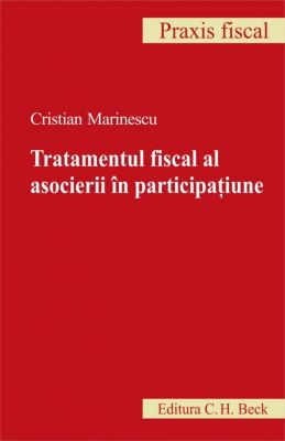 Tratamentul fiscal al asocierii in participatiune