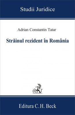 Strainul rezident in Romania