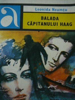 Balada capitanului Haag