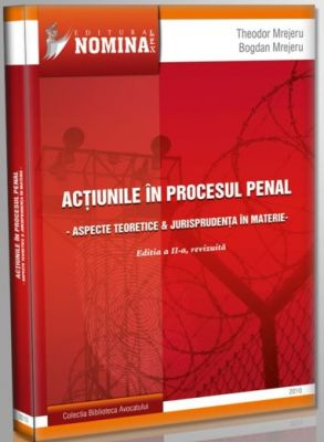 Actiunile in procesul penal