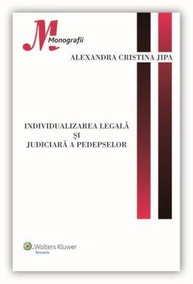 Individualizarea legala si judiciara a pedepselor