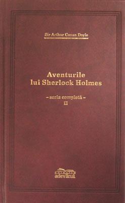 Aventurile lui Sherlock Holmes vol 2