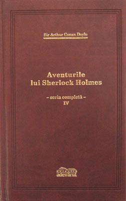 Aventurile lui Sherlock Holmes vol 4