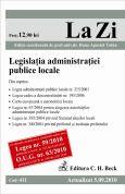 Legislatia administratiei publice locale (actualizat 05.09.2010)