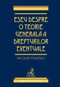 Eseu despre o teorie generala a drepturilor eventuale