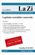 Legislatia societatilor comerciale (Contine SUPLIMENT GRATUIT actualizat la 5.10.2010)