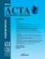 Acta Universitatis nr. 1-2/2006