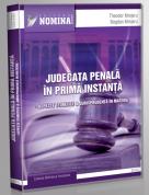Judecata penala in prima instanta