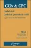 Codul civil. Codul de procedură civilă. Legea contenciosului administrativ