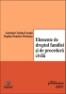 Elemente de dreptul familiei şi de procedură civilă