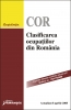 COR - Clasificarea ocupaţiilor în România