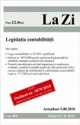 Legislatia contabilitatii (actualizat la 05.08.2010)