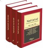 Noul Cod civil - 3 volume | Comentarii, doctrina, jurisprudenta | Editura Hamangiu