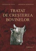 Tratat de crestere a bovinelor. Volumul II | Carte de C-tin Velea, Gh. Marginean