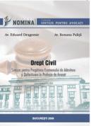 Drept civil. Sinteze - Ed. a II-a, 2010